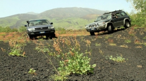 Etna by off road 4x4