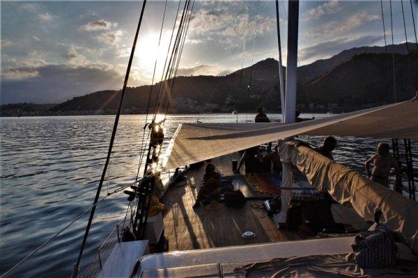 Gulet - Sicily Private Spot