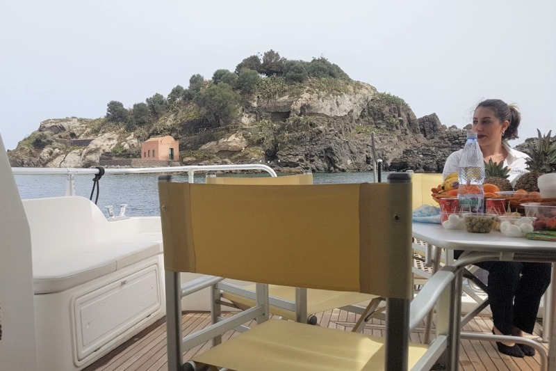 Sicily - Ciclopi islands - Acitrezza - Lachea