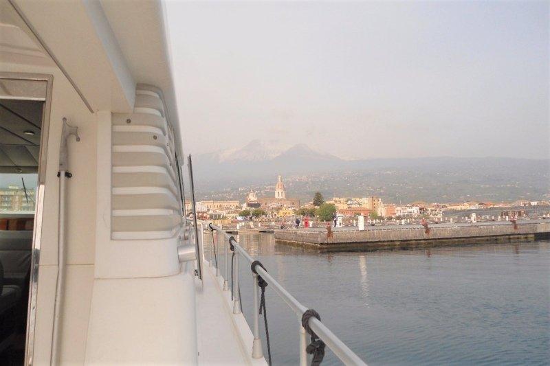 Sicily - Ciclopi islands - Riposto - Porto dell'Etna