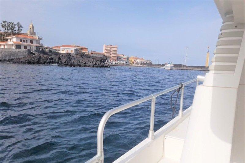 Sicily - Ciclopi islands - Stazzo