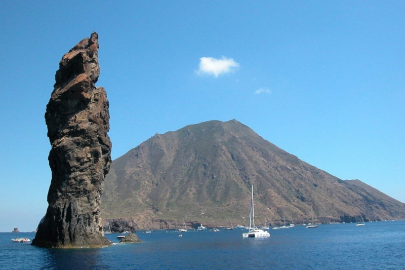 Aeolian island - Filicudi
