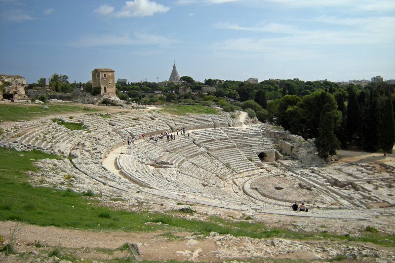 Siracusa - Greek Theater