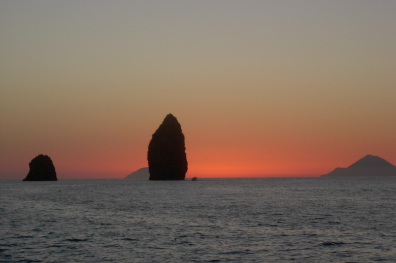 Stromboli by night - Aeolian Islands