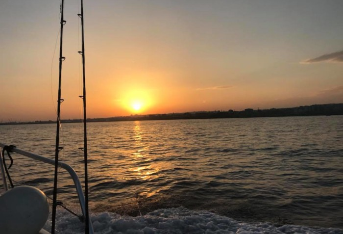Big fishing - Mainship - Sicily - Taormina