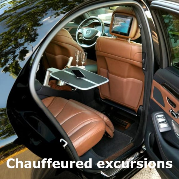 Sicily transfer & excursion - Chauffeured tours
