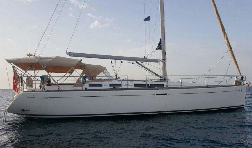 Dufour 455 GL - Sicily