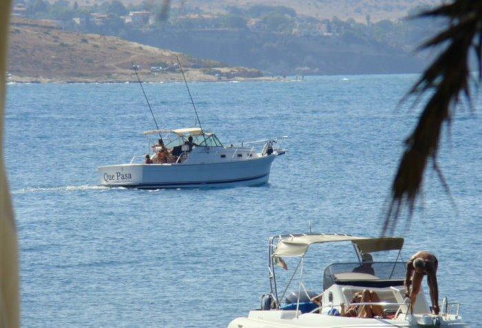 Fishing - Mainship 30 - Sicily