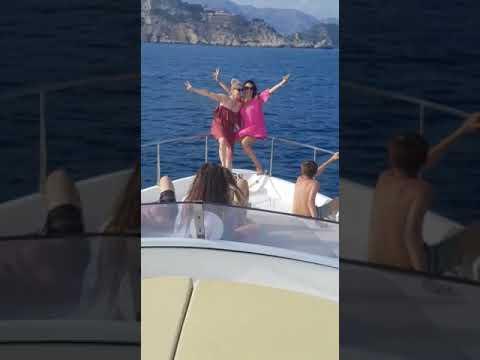 Love & fun Sicilyspot Yacht Taormina