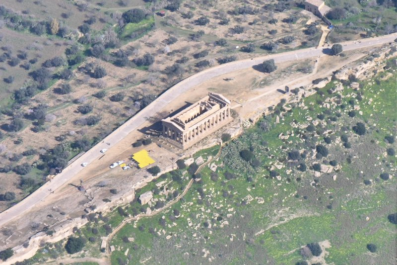 Sicily Private Spot - Helicopter - Agrigento