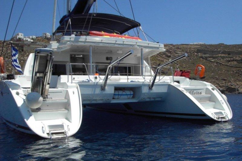 Siracusa - Day Cruise - Fontanebianche - Lagoon 500