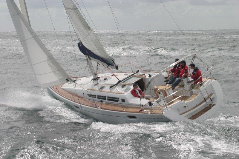 Jeanneau Sun Odyssey 49 P