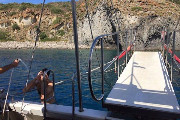 Event Ship - Sicily Private Spot