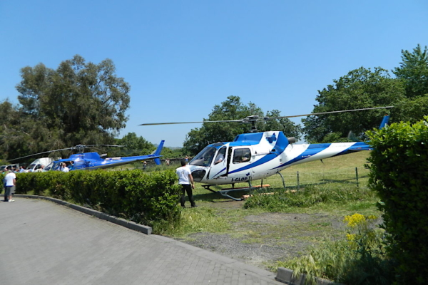 Helicopter events