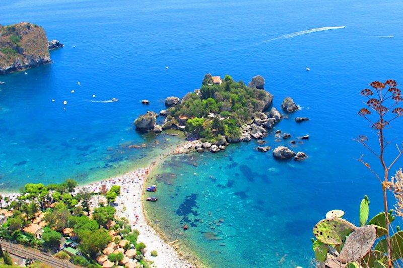 Taormina - Isola Bella