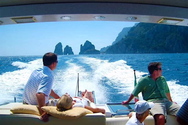 Aeolian Islands private yacht cruise