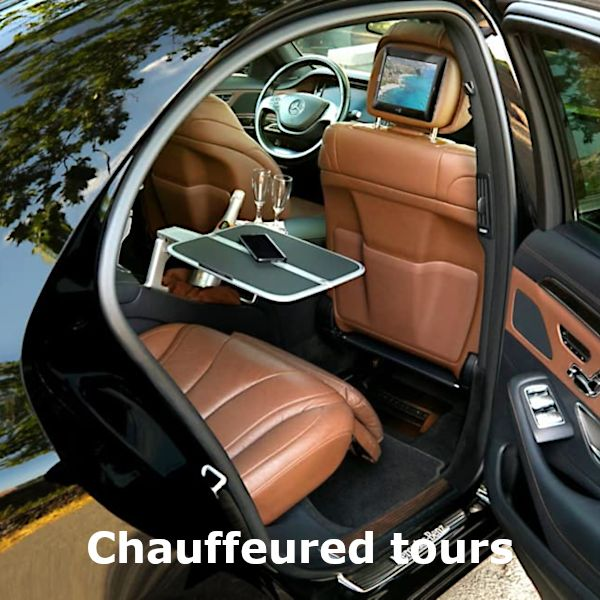 Sicily transfer and excursion - Chauffeured tours